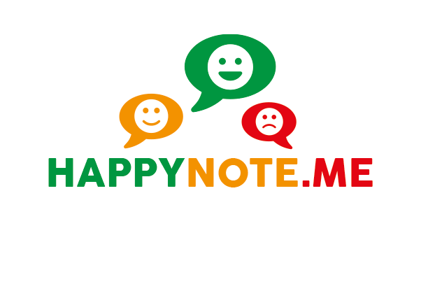 Logo HappyNote.Me
